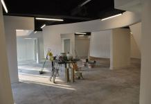 A-600 Office Renovation Nearing Completion