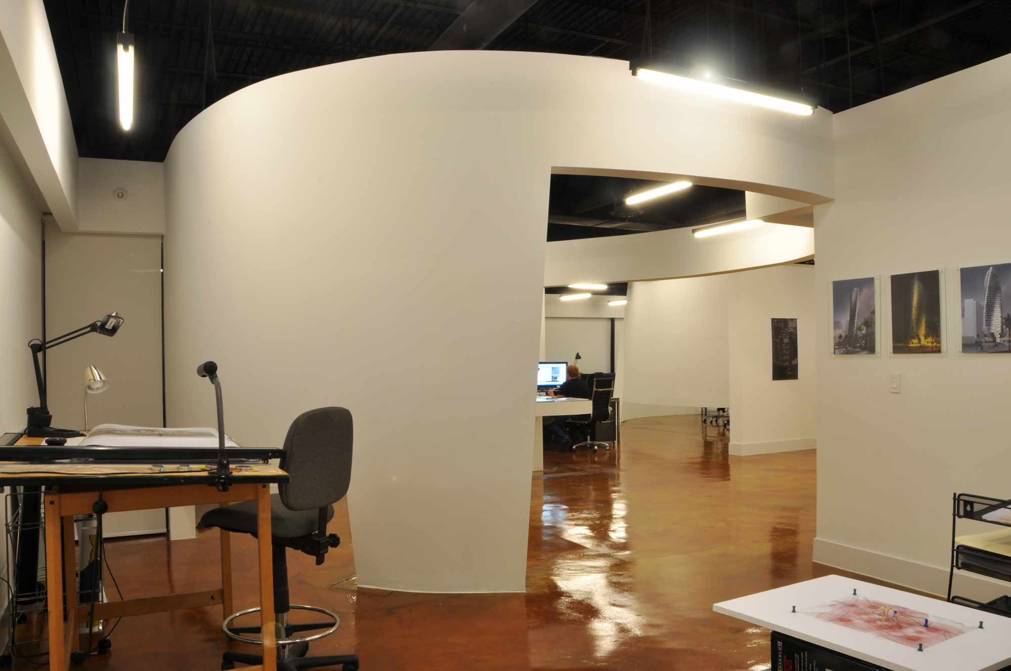a600 office renovation | flu(x) architecture + design