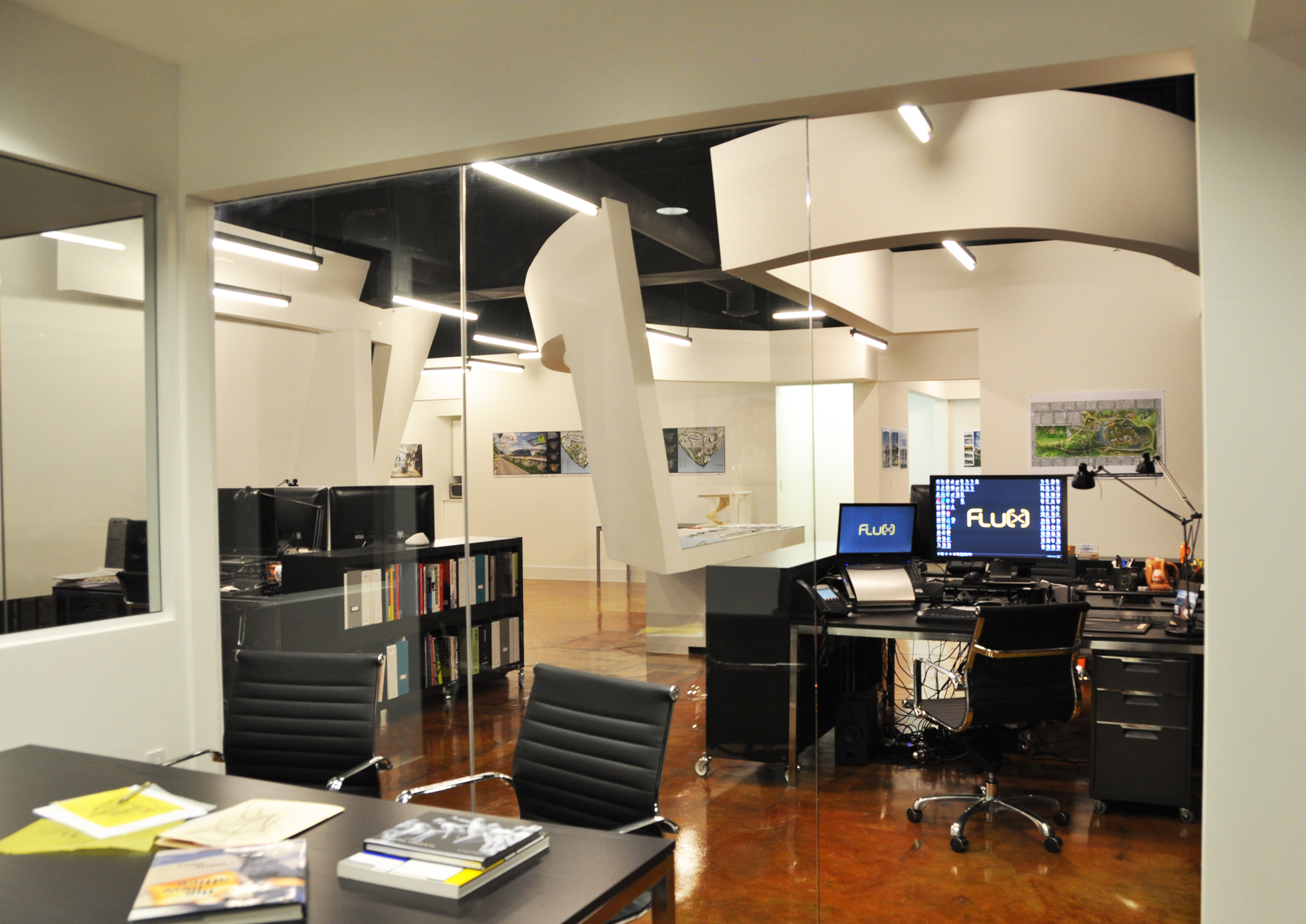 Office Renovation a600 office renovation | flu(x) architecture + design